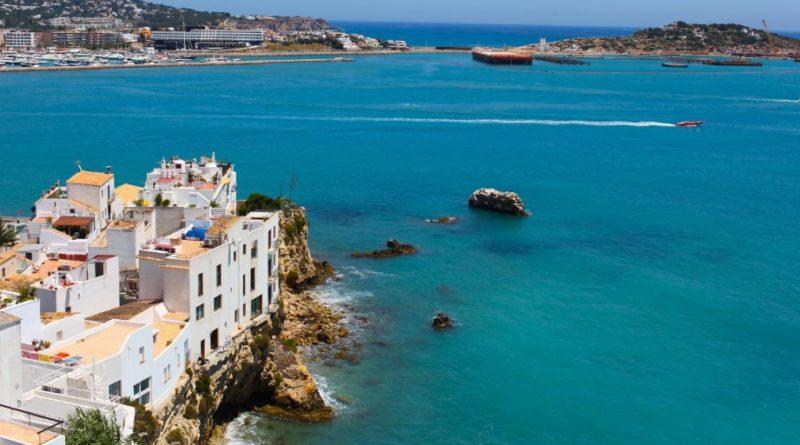 Какое море в Испании