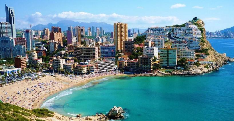 Какое море находится в Испании