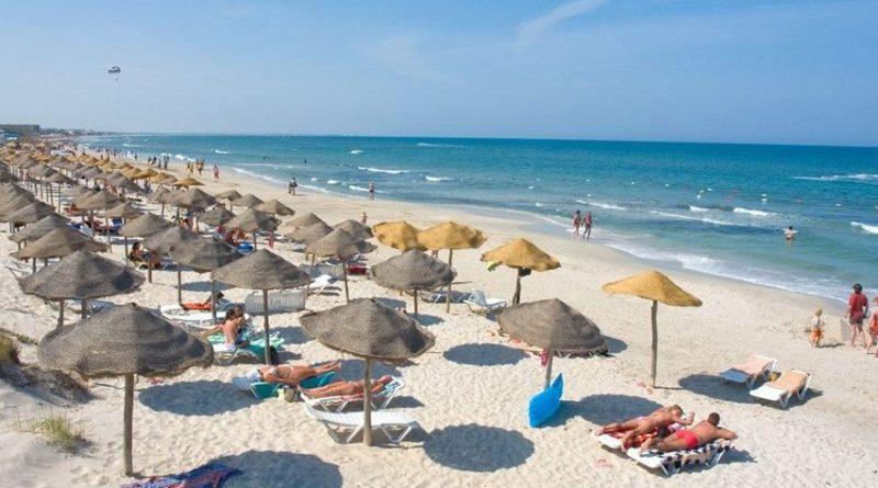 тунис джерба фото пляжей