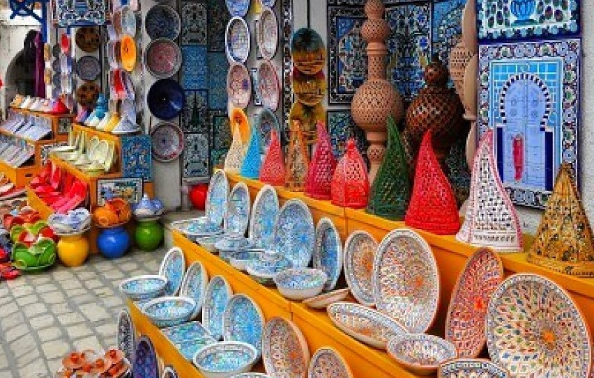 развлечения на джербе тунис