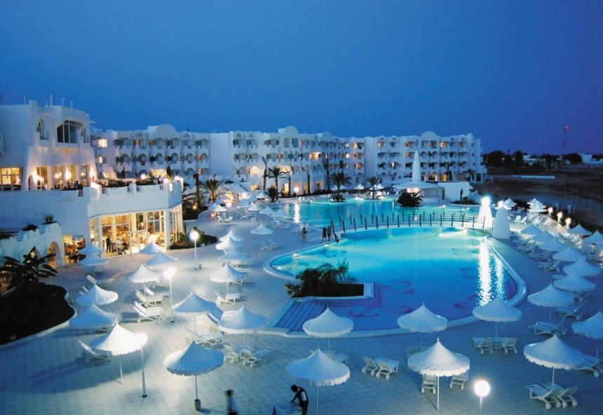 тунис фото отелей и пляжей