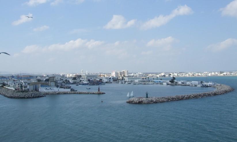 Тунис - Ла-Гулетт