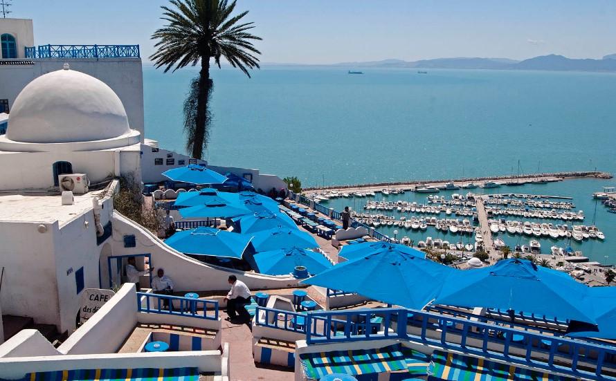 Тунис - Сиди-бу-Саид