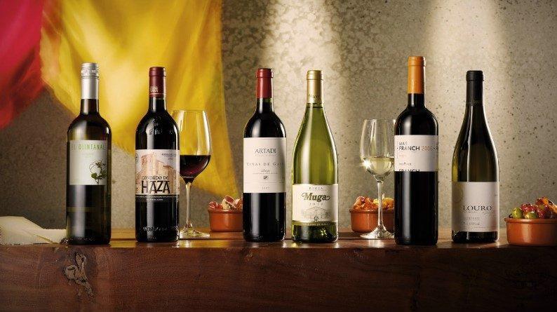 Вино из Испании