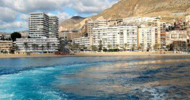 Отдых на море в Испании