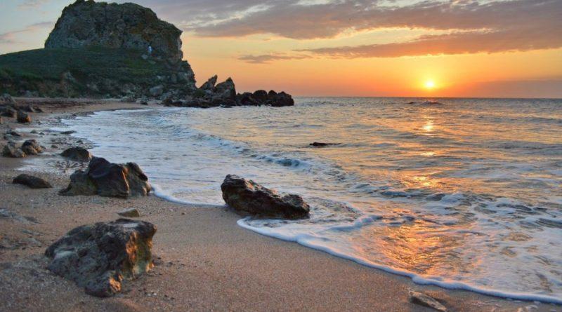 Вечно дышащее, Азовское море