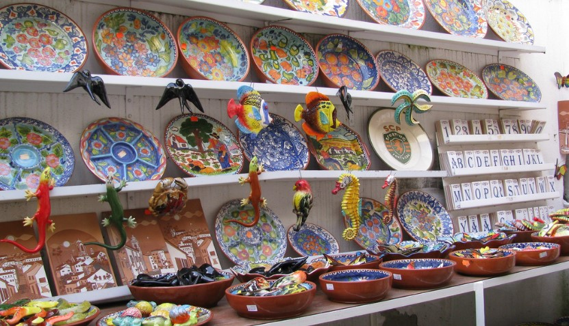 Что привезти из Греции - керамика