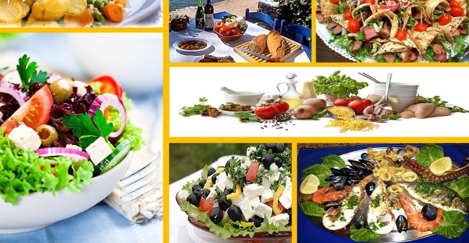 Греция - отдых 2016 - цены на еду