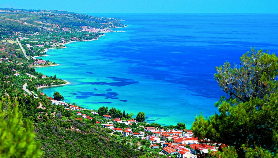 Халкидики - Греция