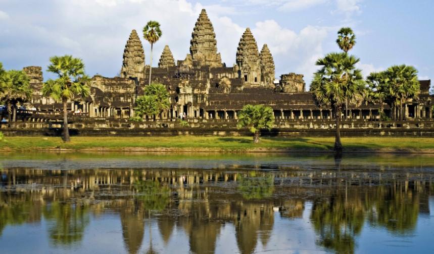 интересная Камбоджа