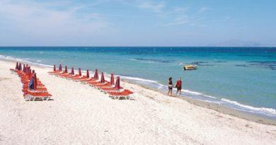 Лучшие пляжи Греции с белым песком