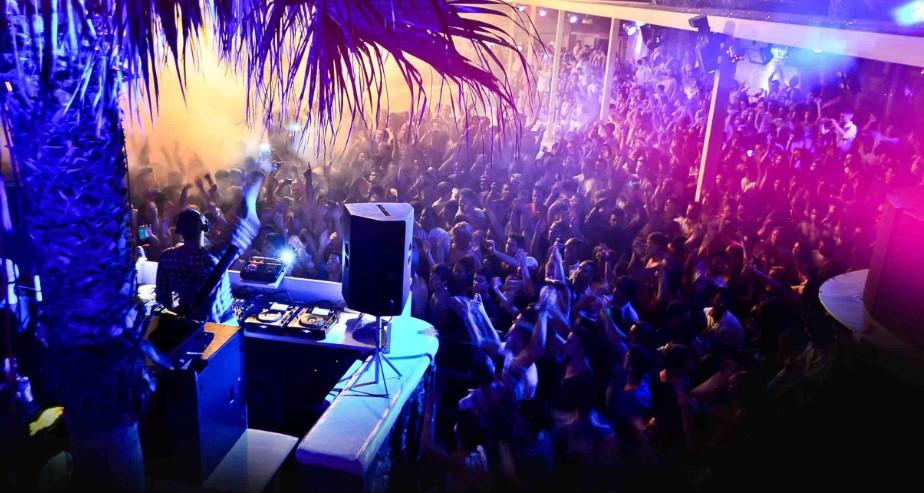 Ночные развлечения Греции