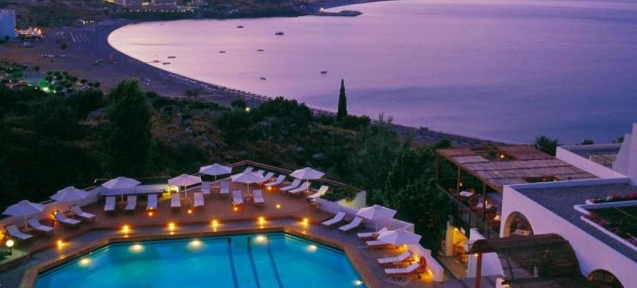 Отели греции с собственным пляжем
