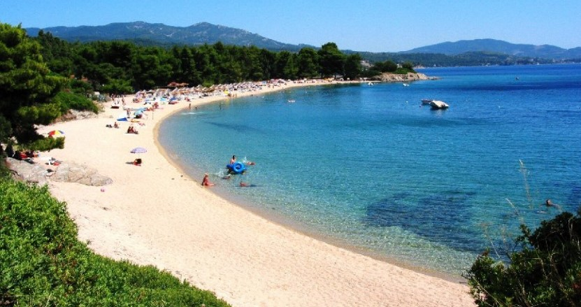 Пляжи Греции