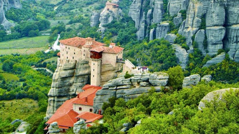 Православные святыни в Греции