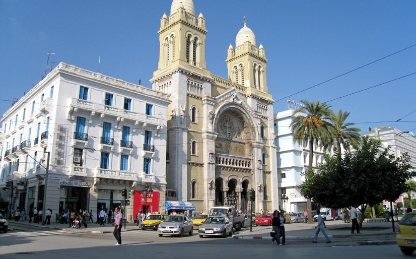 Сент Винсент де Пол - Тунис