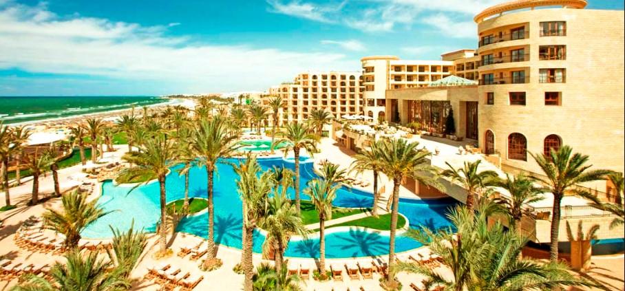 Цены в Тунисе на отели