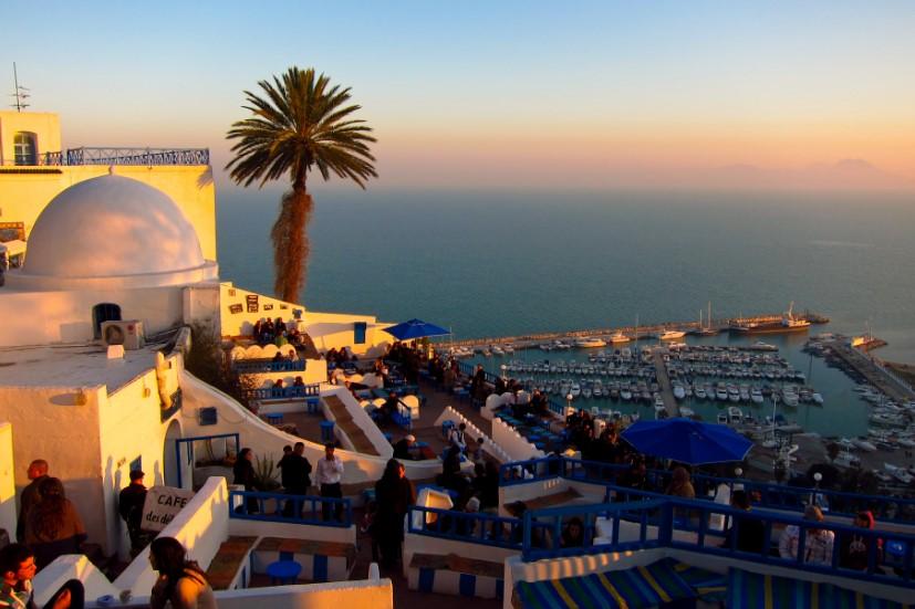 погода в конце окт я бря в тунисе и цены на питание
