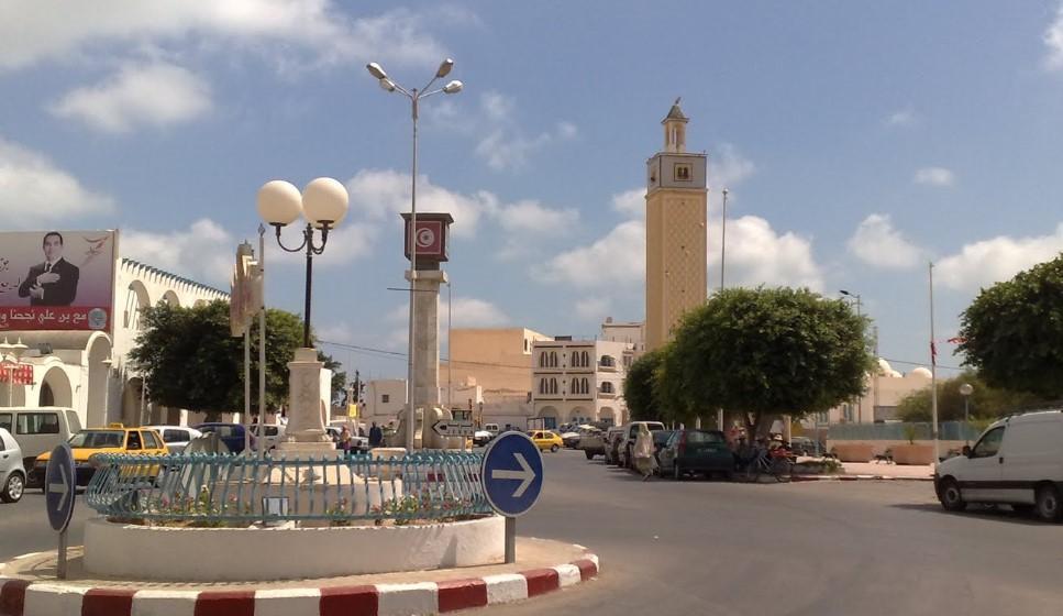 Зарзис - Тунис