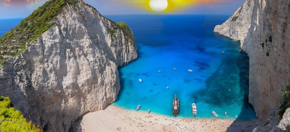экономный отдых в Греции