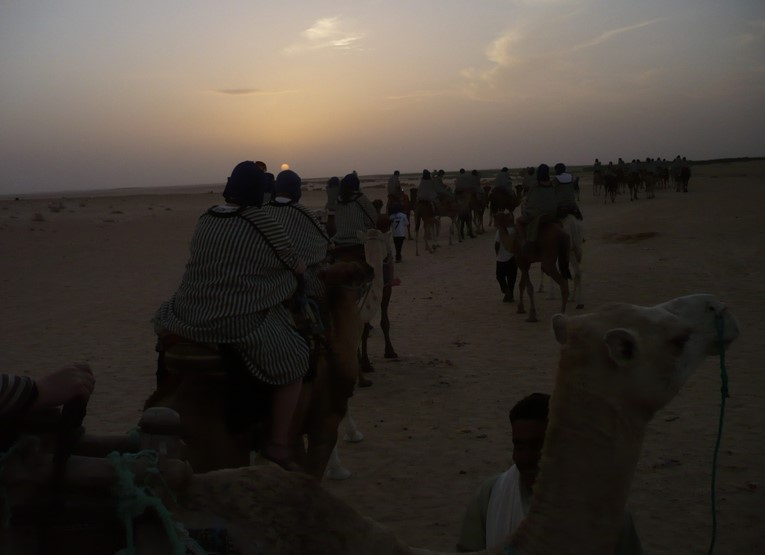 путешествие в Сахару - Тунис2