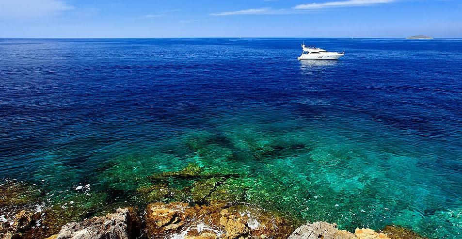 Адриатическое море Италии