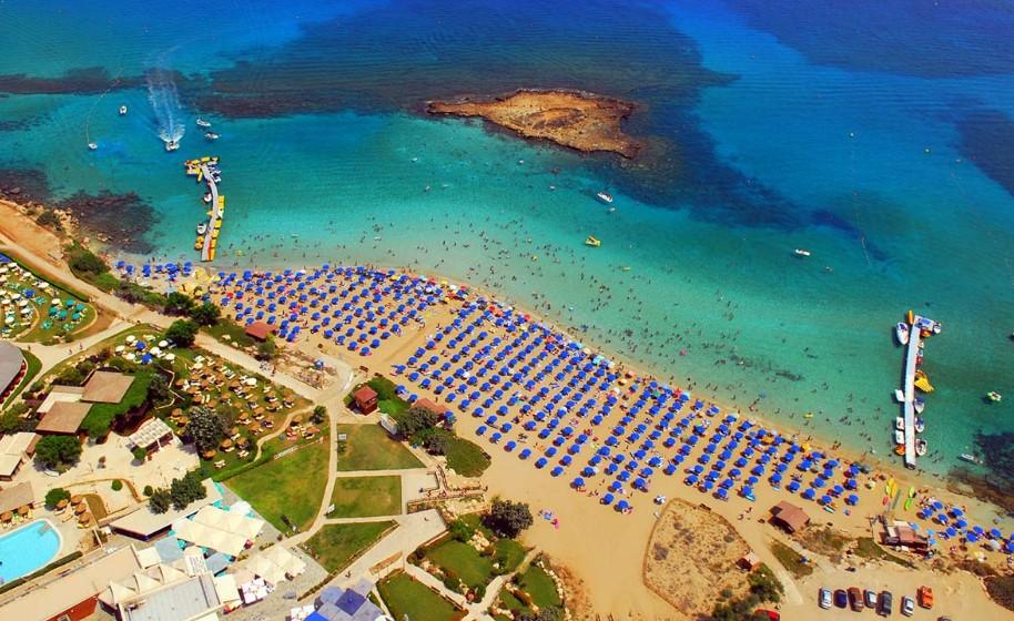 Бухта Фиг Три - Кипр