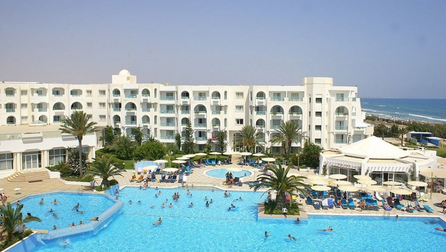Отель El Mouradi Mahdia