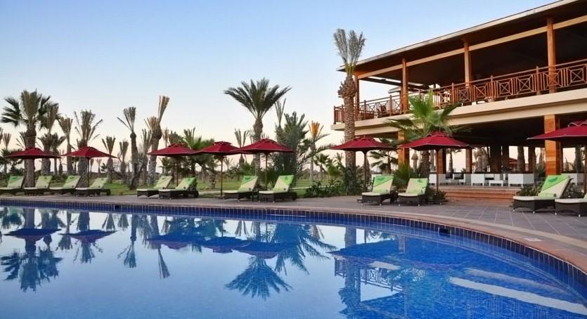 Отель Hasdrubal Thalassa Djerba