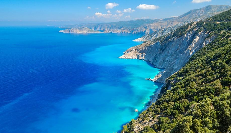Ионическое море Италии