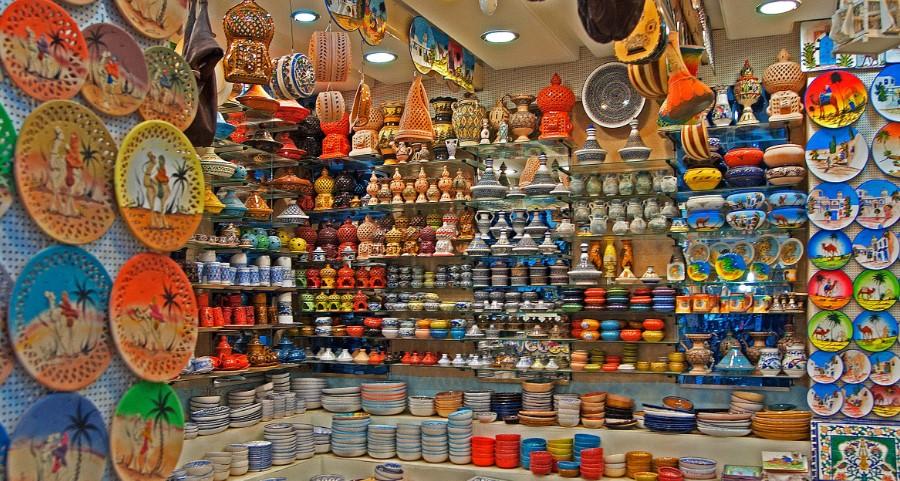 Керамика в Тунисе