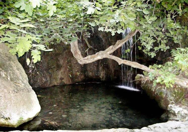 Купальня Афродиты - Кипр
