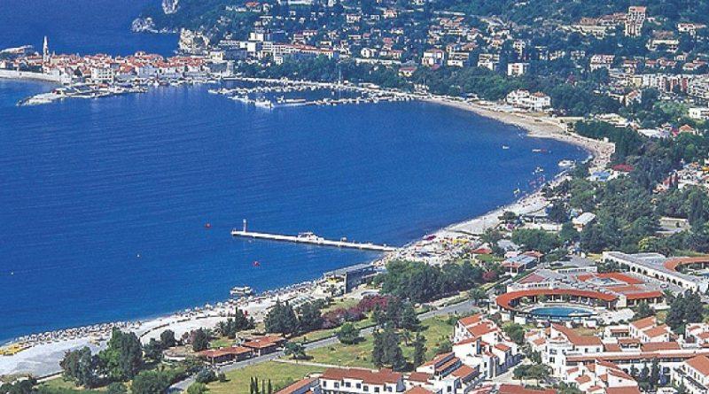 Курорт Будва в Черногории