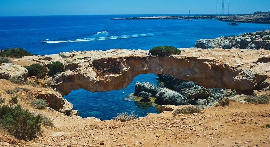 Мыс Греко - Кипр