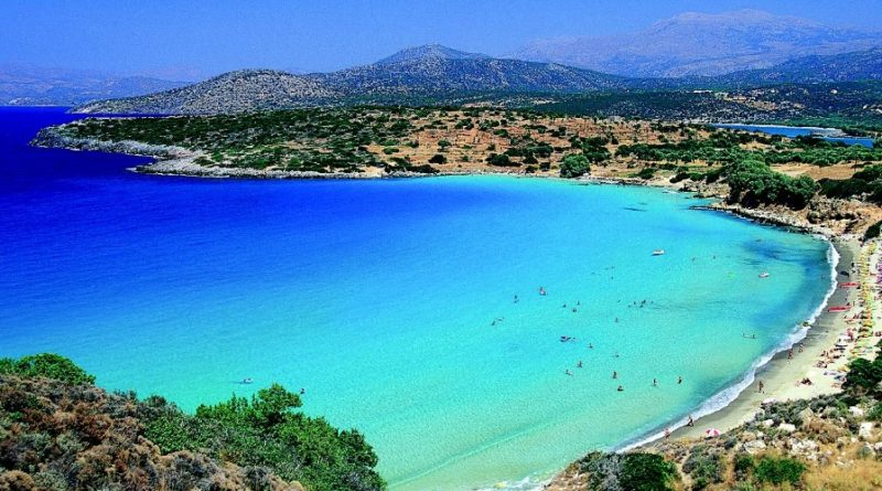 Средиземное море кипра