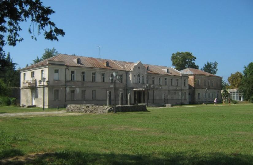музей истории - город Пицунда