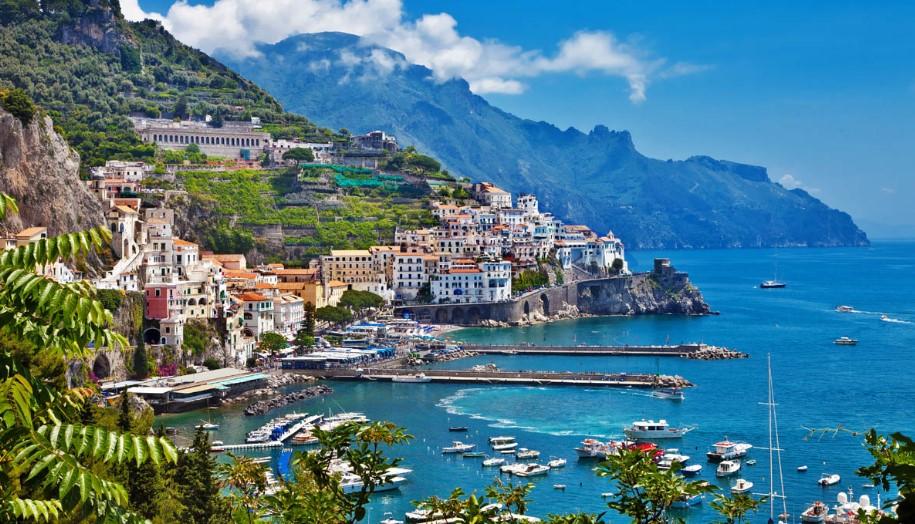 побережье Амальфи - Италия