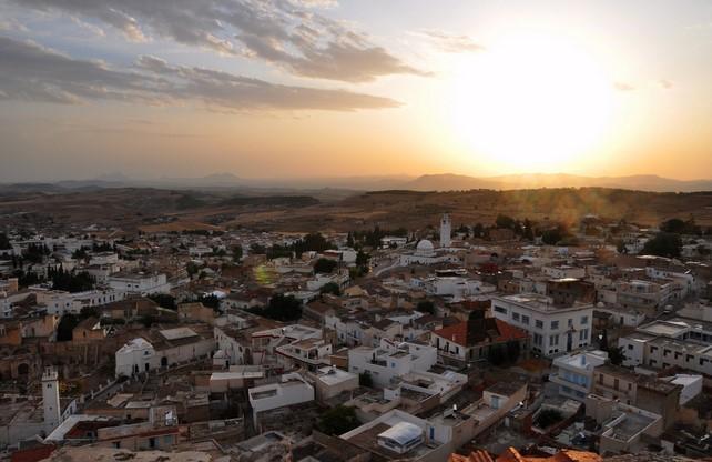 Эль-Кеф - город Туниса