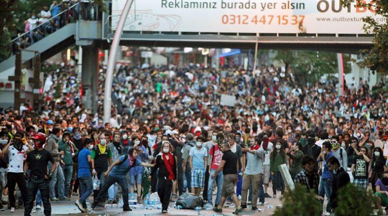 Обстановка в Турции