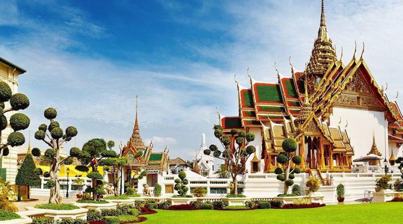 Большой дворец Бангкока