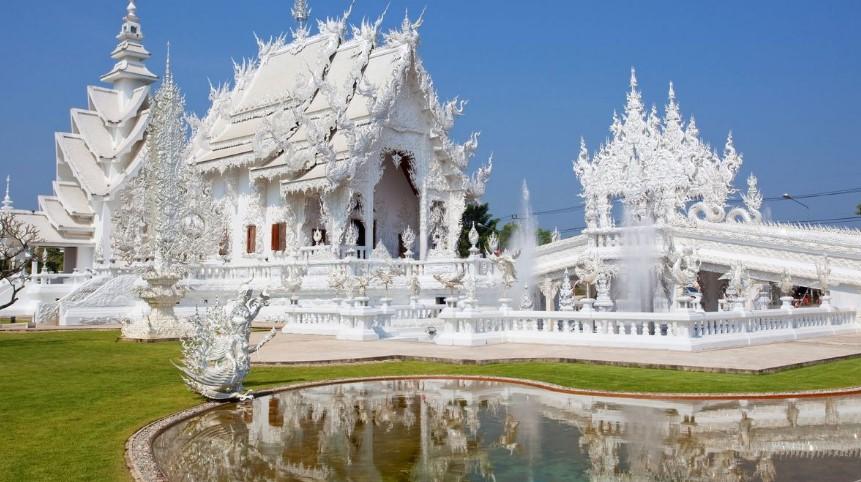 Храм Чианг-Рай