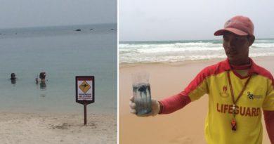 В Таиланде закрыли пляжи
