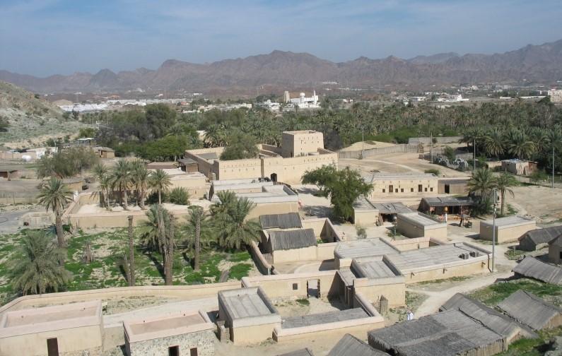 Деревня «Наследие» в Абуд - Даби