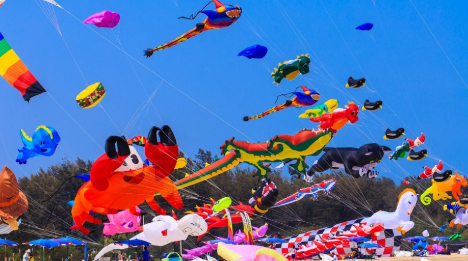 Dubai International Kite Festival