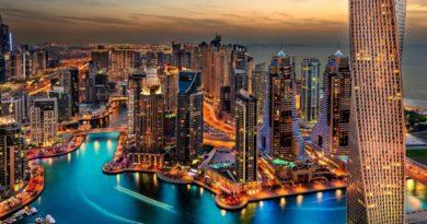 Погода в Дубае в феврале