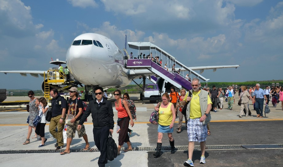 Аэропорта Краби 2