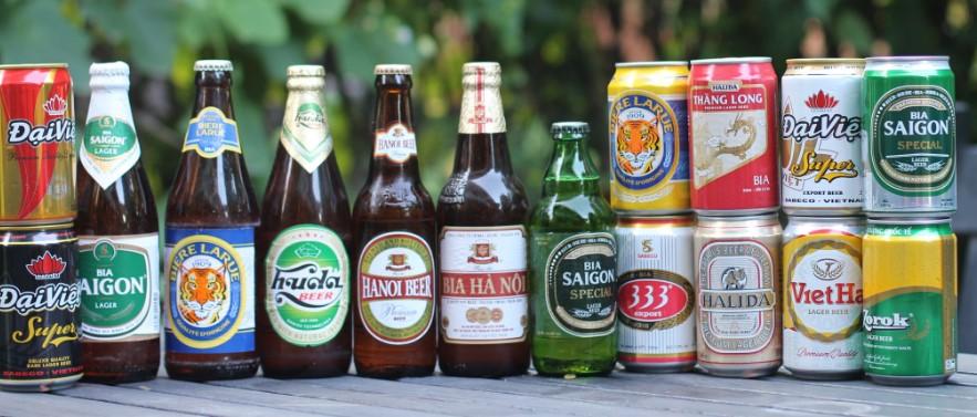 Алкоголь во Вьетнаме - пиво