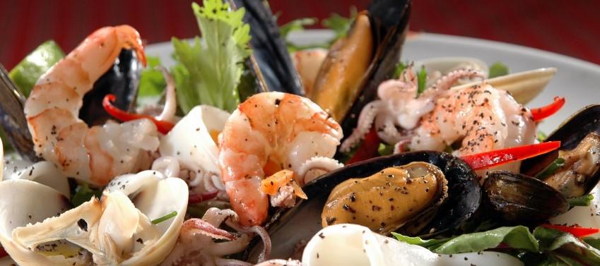 Экзотические блюда в Тайланде