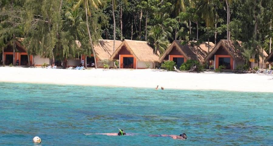 Кораловий остров Корал Айленд Резорт