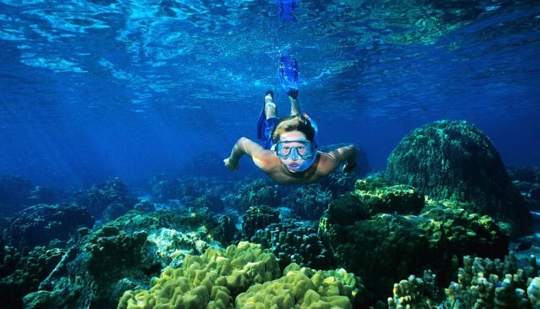 Кораловий остров на Пхукете